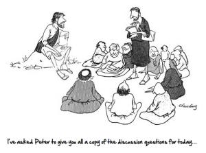 Jesus Discussion Questions